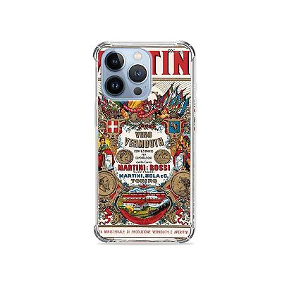 Capa para iPhone 13 Pro Max - Martini