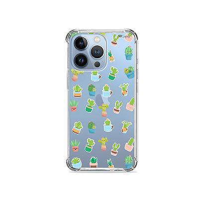 Capa para iPhone 13 Pro Max  - Cactus