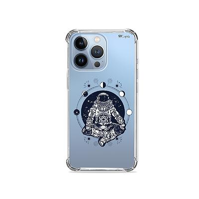 Capa para iPhone 13 Pro Max - Astronauta