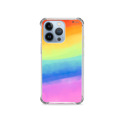 Capa para iPhone 13 Pro Max - Rainbow