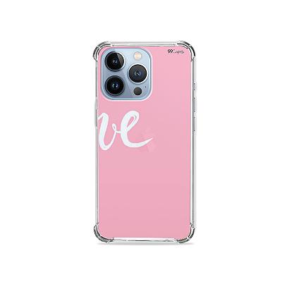 Capa para iPhone 13 Pro - Love 2