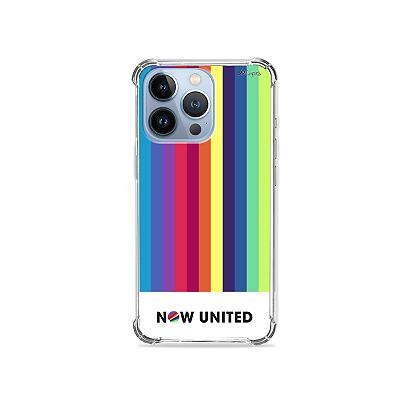 Capa para iPhone 13 Pro - Now United 2
