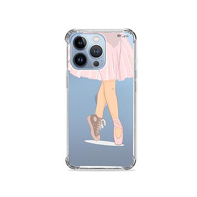 Capa para iPhone 13 Pro - Bailarina