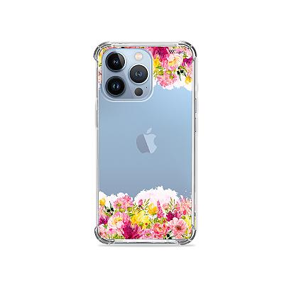 Capa para iPhone 13 Pro - Botânica