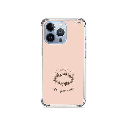 Capa para iPhone 13 Pro -  Foi por Você