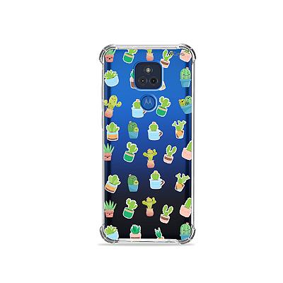 Capa para Moto G Play - Cactus