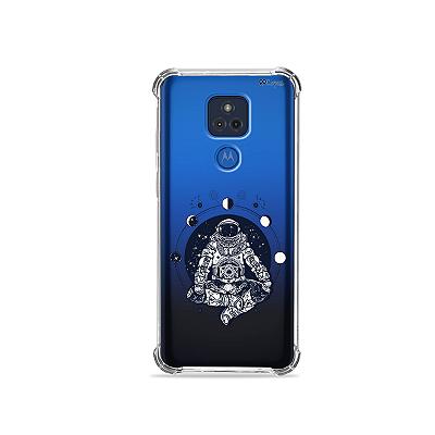 Capa para Moto G Play - Astronauta