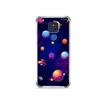 Capa para Moto G Play - Galáxia