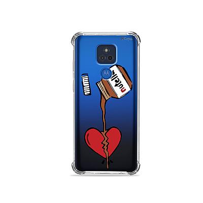 Capa para Moto G Play - Nutella