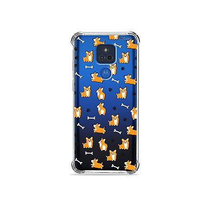 Capa para Moto G Play - Cãozinho