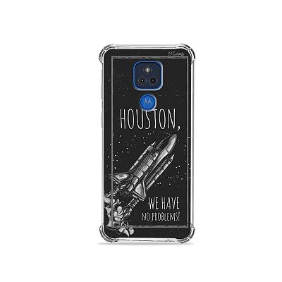 Capa para Moto G Play - Houston