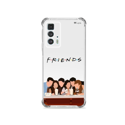 Capa para Moto Edge 20 Pro - Friends Reunion