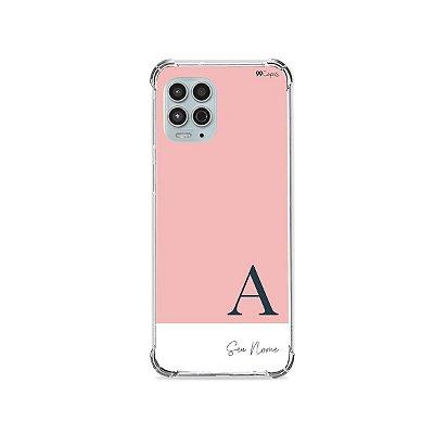 Capinha Clássica com nome para Motorola - 99Capas