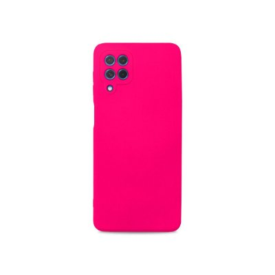 Silicone Case Rosa Pink para Galaxy M62 - 99Capas