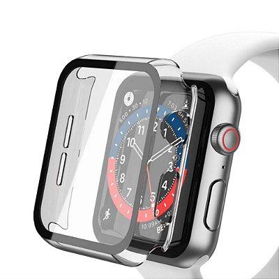 Capa Case para Apple Watch Transparente - 40mm