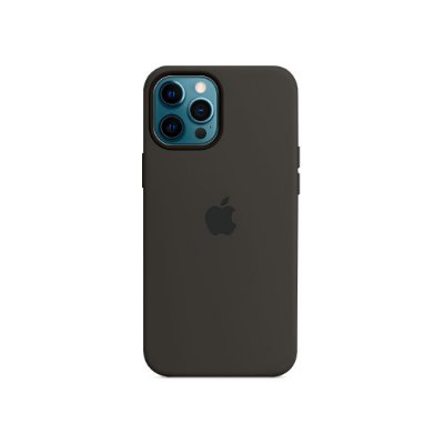 Silicone Case para iPhone 13 Pro - Chumbo