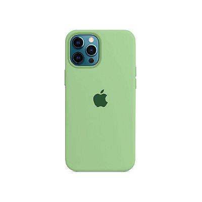Silicone Case para iPhone 13 Pro - Verde