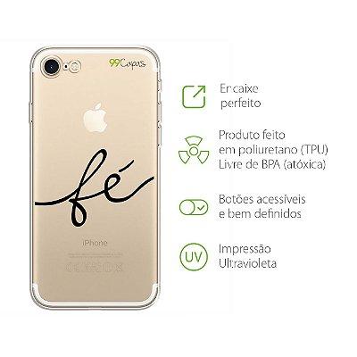 Capa para iPhone 7 - Fé