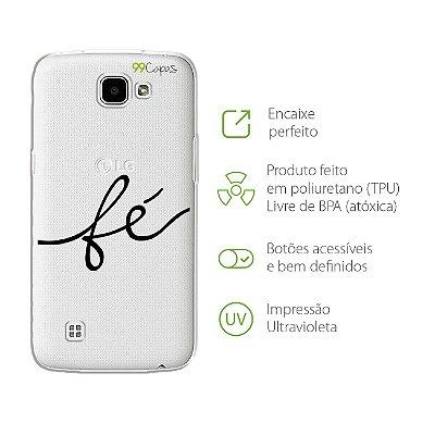 Capa para LG K4 - Fé