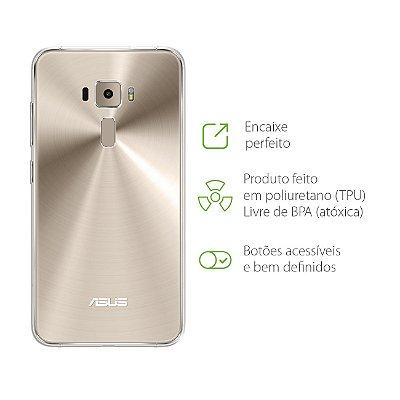 Capa Transparente para Asus Zenfone 3 - ZE520KL - 5.2 Polegadas