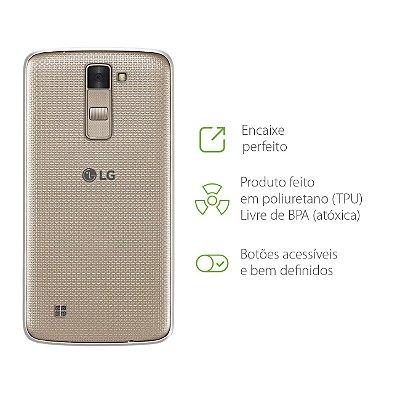 Capa Transparente para LG K8