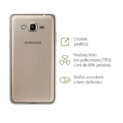 Capa Transparente para Galaxy J2 Prime
