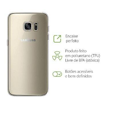 Capa Transparente para Galaxy S7 Edge