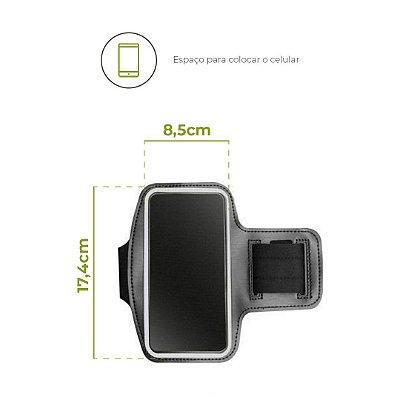 Braçadeira para iPhone 6 Plus/6S Plus