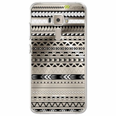 Capa para Asus Zenfone 3 - 5.2 Polegadas - Maori Branca
