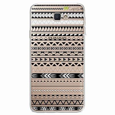 Capa para Galaxy J7 Prime - Maori Branca