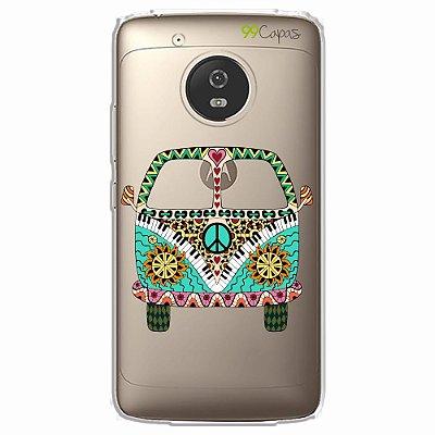 Capa para Moto G5 - Kombi