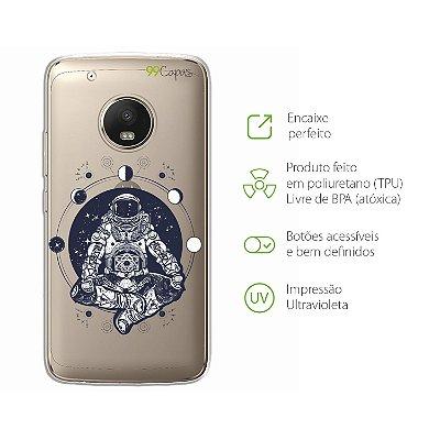 Capa para Moto G5 Plus - Astronauta