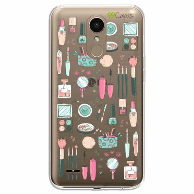 Capa para LG K10 2017 - Make Up