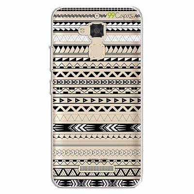 Capa para Asus Zenfone 3 Max - 5.2 Polegadas - Maori Branca