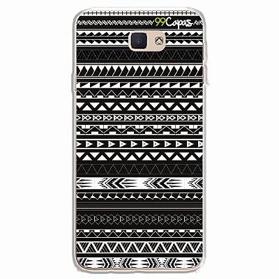 Capa para Galaxy J7 Prime - Maori Preta