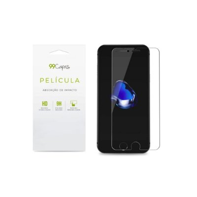 Película de Vidro para iPhone 6 Plus/6S Plus- 99Capas