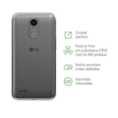 Capa Transparente para LG K8 2017