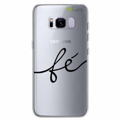 Capa para Galaxy S8 Plus - Fé