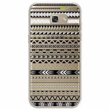 Capa para Galaxy A7 2017 - Maori Branca
