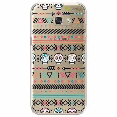 Capa para Galaxy A7 2017 - Tribal