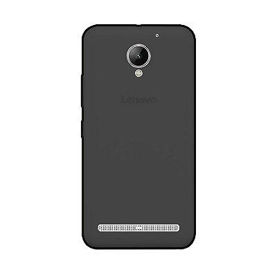 Capa Fumê para Lenovo Vibe C2 {Semi-transparente}
