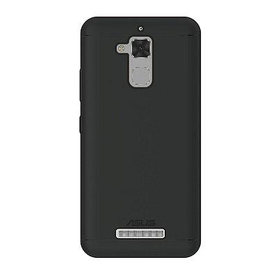 Capa Fumê para Asus Zenfone 3 Max 5.2 {Semi-transparente}