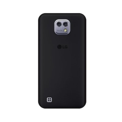 Capa Fumê para LG X Cam {Semi-transparente}