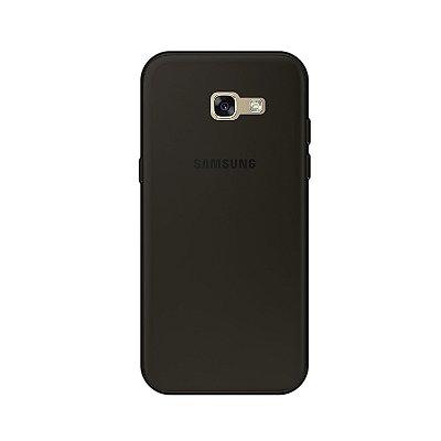 Capa Fumê para Galaxy A7 2017 {Semi-transparente}