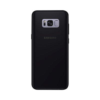 Capa Fumê para Galaxy S8 {Semi-transparente}