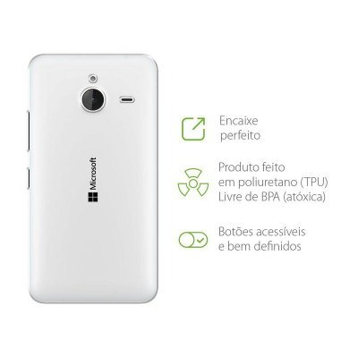 Capa Transparente para Microsoft Lumia 930