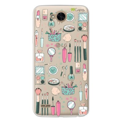 Capa para LG K10 Power - Make Up