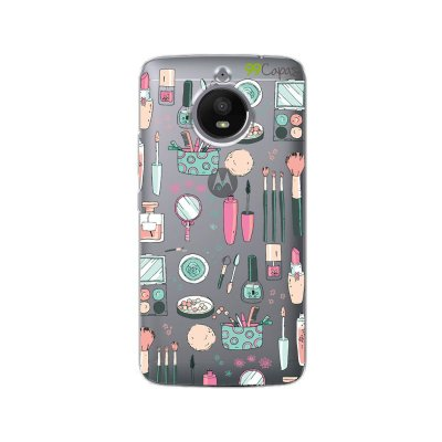 Capa Moto E4 Plus - Make Up