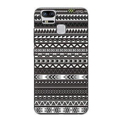 Capa para Asus Zenfone 3 Zoom - Maori Preta