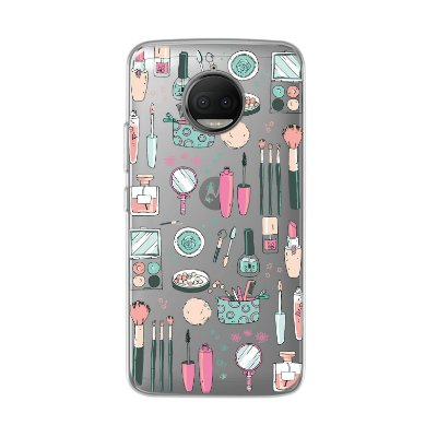 Capa para Moto G5S Plus - Make Up